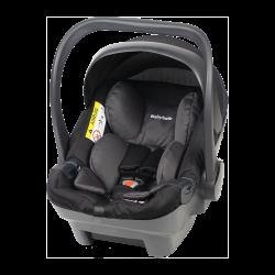 Fotelik Baby-Safe York 0-13 kg - szaro-czarny