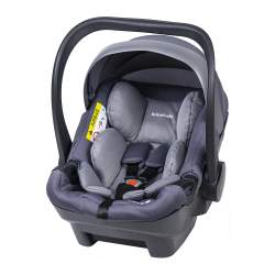 Fotelik Baby-Safe York 0-13 kg - szary