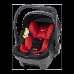 Fotelik Baby-Safe York 0-13 kg - czerwono-czarny