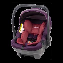 Fotelik Baby-Safe York 0-13 kg - różowo-fioletowy