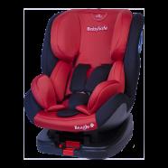 Fotelik Baby-Safe Beagle Isofix 0-25 kg - czerwono-czarny