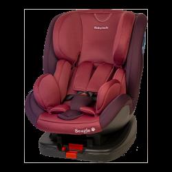 Fotelik Baby-Safe Beagle Isofix 0-25 kg - różowo-fioletowy