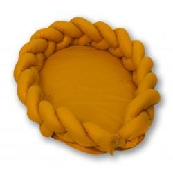 Kokon warkocz 2w1 210 cm AMY Pure - Gold