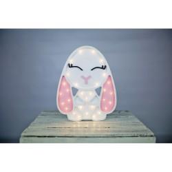 Lampa Lights My Love - Króliczek