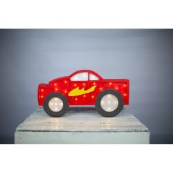 Lampa Lights My Love - Monster Truck czerwony
