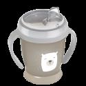 Kubek Niekapek Mini 210 ml 9m+ Buddy Bear LOVI 35/349 - beżowy