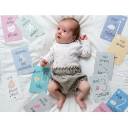 Foto-karty Snap The Moment dla dzieci 0-3 lat