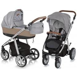 Wózek dziecięcy Espiro Next Manhattan - 207 Chicago Grey