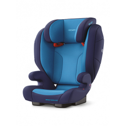 Fotelik Recaro Monza Nova Evo Seatfix 15-36 kg - Xenon Blue
