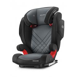 Fotelik Recaro Monza Nova 2 Seatfix 15-36 kg - Carbon Black