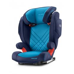 Fotelik Recaro Monza Nova 2 Seatfix 15-36 kg - Xenon Blue
