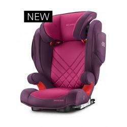 Fotelik Recaro Monza Nova 2 Seatfix 15-36 kg - Power Berry