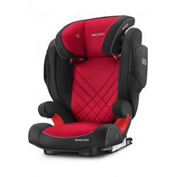 Fotelik Recaro Monza Nova 2 Seatfix 15-36 kg - Racing Red