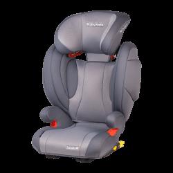 Fotelik Baby-Safe Saluki Isofix 15-36 kg - szary