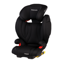Fotelik Baby-Safe Saluki Isofix 15-36 kg - czarny