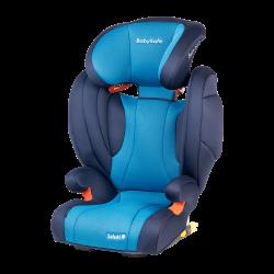 Fotelik Baby-Safe Saluki Isofix 15-36 kg - niebieski