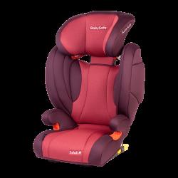 Fotelik Baby-Safe Saluki Isofix 15-36 kg - różowo-fioletowy
