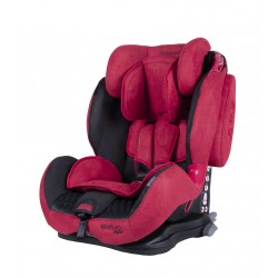 Fotelik Coletto Sportivo Isofix 9-36 kg - Red