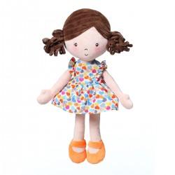 Przytulanka dla niemowląt 32 cm LENA My Best Friend BabyOno 1157 - orange