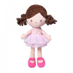 Przytulanka dla niemowląt 32 cm LENA My Best Friend BabyOno 1237 - pink