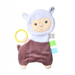 Przytulanka dla niemowląt 24 cm Flat Alpaca Lilian BabyOno 449