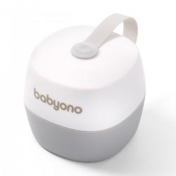 Pojemnik na smoczek NATURAL NURSING BabyOno 535/01 - biały