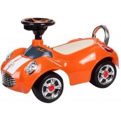 Jeździdło Sun Baby Cobra - pomarańczowe
