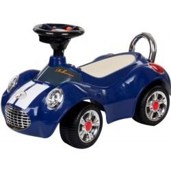 Jeździdło Sun Baby Cobra - niebieskie