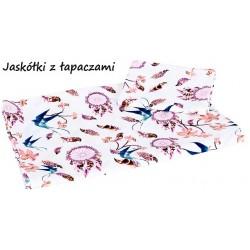Pościel 2-el Infantilo -  Jaskółki z miotaczami