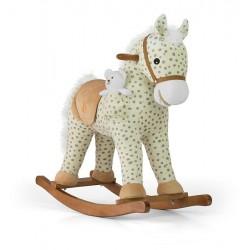 Bujak na biegunach MILLY MALLY - Koń Pony Grey Dot