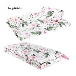 Pościel 3-el Infantilo - In Garden