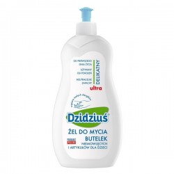 Żel do mycia butelek Dzidziuś 500 ml