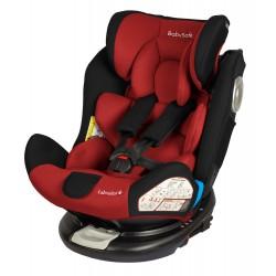 Fotelik Baby-Safe Labrador 0-36 kg - czerwono-czarny