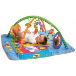 Mata edukacyjna gimnastyka dla bobasa z pałąkami Plac Zabaw Tiny Love TL1200206830R