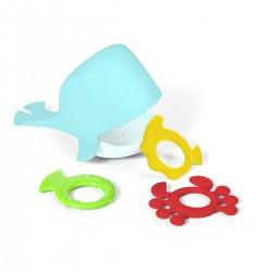 Zabawka kąpielowa 3m+ BabyOno 883 Whale Kiper