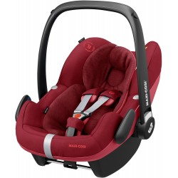 Fotelik Maxi-Cosi Pebble PRO I-SIZE od 0 do 75 cm (0-13 kg) - Essential Red