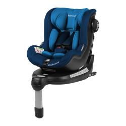 Fotelik Baby-Safe Rhodesian Isofix 0-18 kg - niebieski