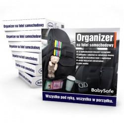 Organizer na fotel samochodowy BabySafe