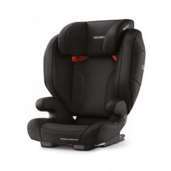 Fotelik Recaro Monza Nova Seatfix 15-36 kg - Core Performance Black