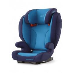 Fotelik Recaro Monza Nova Seatfix 15-36 kg - Core Xenon Blue