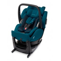 Fotelik Recaro Salia Elite i-Size obrotowy  od 40 do 105 cm (0-18kg) - Select Teal Green