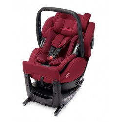 Fotelik Recaro Salia Elite i-Size obrotowy od 40 do 105 cm (0-18kg) - Select Garnet Red