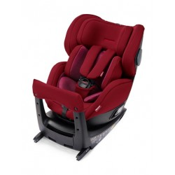 Fotelik Recaro Salia i-Size obrotowy od 40 do 105 cm (0-18kg) - Select Gamet Red