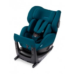Fotelik Recaro Salia i-Size obrotowy od 40 do 105 cm (0-18kg) - Select Teal Green