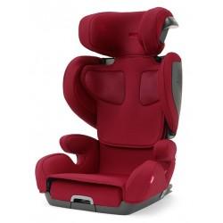 Fotelik Recaro Mako Elite i-Size od 100 do 150 cm (15-36 kg) - Select Garnet Red