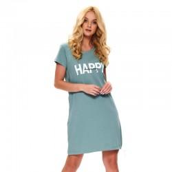 Koszulka Happy Mommy - mineral TCB 9504 - jasnozielona