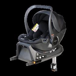 Fotelik Baby-Safe York i-Size 0-13 kg z bazą Isofix - czarny