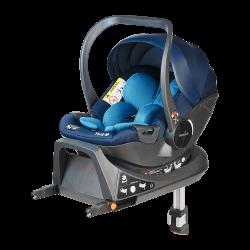 Fotelik Baby-Safe York i-Size 0-13 kg z bazą Isofix - niebieski