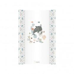 Przewijak krótki twardy 50x70 cm Albero Mio by Klupś Eco&Love - Ocean E001