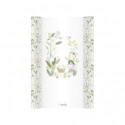 Przewijak krótki twardy 50x70 cm Albero Mio by Klupś Eco&Love - Picnic E002